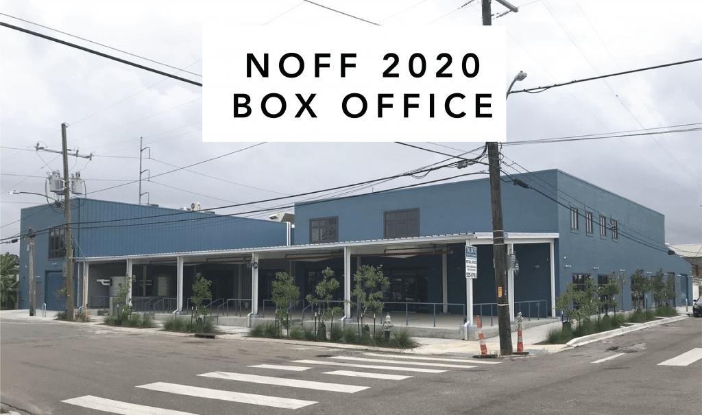 Noff 2020 Box Office